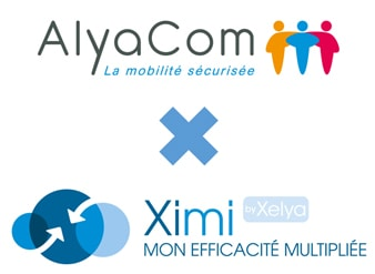 Partenariat Alyacom et Ximi