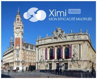 Ximi à Lille le jeudi 10 et vendredi 11 mars 2016