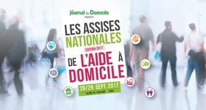 Assises nationales de l'aide à domicile 2017