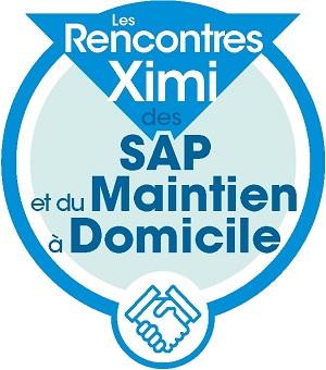 Logo rencontres Ximi SAP et maintien à domicile