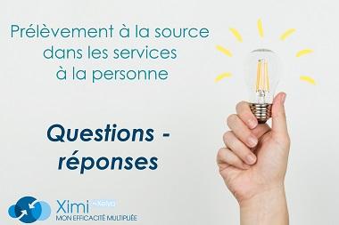 Prélèvement à la source dans les SAP : questions-réponses