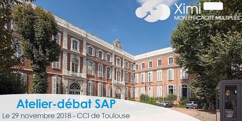Atelier-débat à la CCI de Toulouse