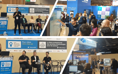 Communiqué de presse – Conférences sur la « Revalorisation des métiers du domicile » et sur « l'expérience collaborateur » organisées par Ximi au Salon des SAP