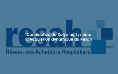 Candidature de Xelya au Système d'Acquisition dynamique du Resah